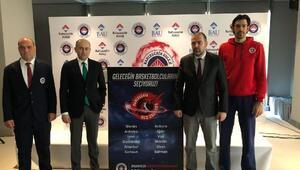 Bahçeşehir Koleji, geleceğin basketbolcularını seçiyor ekinliğinin basın toplantısı yapıldı