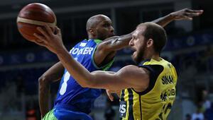 Fenerbahçe Doğuş liderliği garantiledi