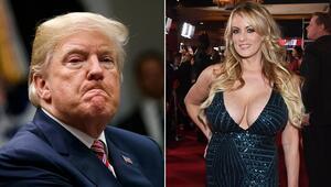 ABD basını yazdı Trump porno yıldızına parayı kendisi ödedi