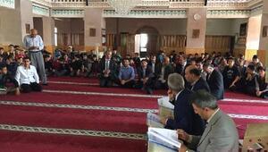Suşehrinde Kuran okuma yarışması