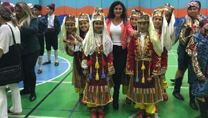 Balâ, halk oyunlarında Ankara 2ncisi oldu