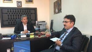 AK Parti milletvekili aday adayı Bayraktar çalışmalarını sürdürüyor