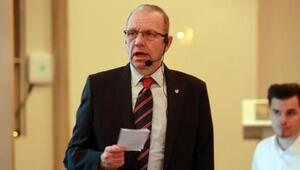 Bursasporda Lemi Keskin başkanlığa adaylığını açıkladı