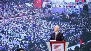 CHPnin cumhurbaşkanı adayı Muharrem İnce oldu