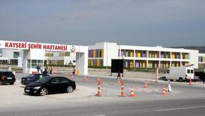 Kayseri Şehir Hastanesi açılışa hazır