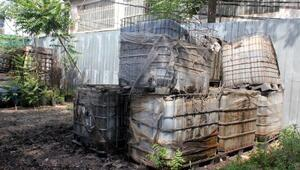 Bursada kötü kokunun nedeni, kanalizasyona bırakılan kimyasal madde çıktı