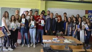 ÇOMÜ, Sırbistan ve Bosna Hersek'teki liselerde tanıtıldı