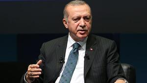 Cumhurbaşkanı Erdoğan: Tek projeleri beni indirmek