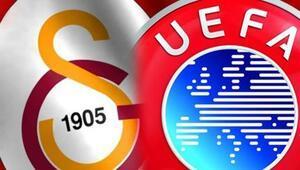 İşte UEFAnın, Galatasaray kararı Ceza...