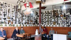 Ünü köyün sınırlarını aşan kahve, müze oldu
