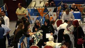 AK Parti Manisada seçim heyecanı