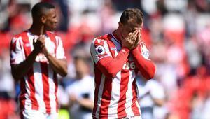 Ndiayeli Stoke City küme düştü (ÖZET)
