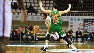 Gaziantep Basketbol - Banvit: 82-63