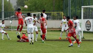 Sivas Belediyespor-İnegölspor : 1-1