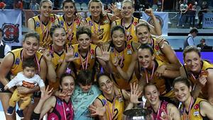 CEV Şampiyonlar Liginde VakıfBank finale yükseldi