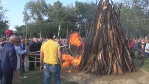 Kakava ateşi yandı Tüm zamanların ziyaretçi rekoru