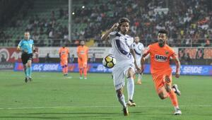 Aytemiz Alanyaspor - Osmanlıspor: 1-1