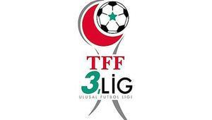 TFF 3. Ligde play-off programı belli oldu