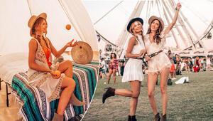 Rengârenk bir dünya: 'Coachella Festival'
