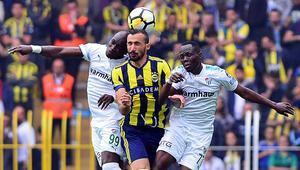 Fenerbahçe 90da dirildi 3 gol, 2 kırmızı kart