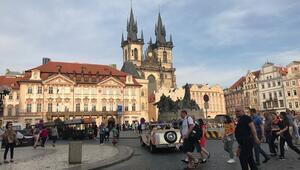Barok ve Gotik mimarisinin şaheseri: Prag