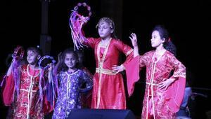 Harranda cümbür cemaat çocuk festivali