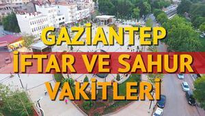 Gaziantep sahur vakti 2018 | Gaziantepte ilk sahur ve iftar saat kaçta