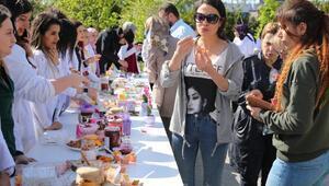 Sergilerin en tatlısı İstanbul Gelişim Üniversitesi'nde