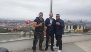 Dünya ve Avrupa Kıck Boks Şampiyonları Rizede buluşuyor