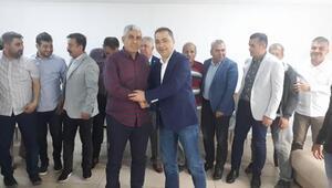 Payasspor'da Başkan Çolak