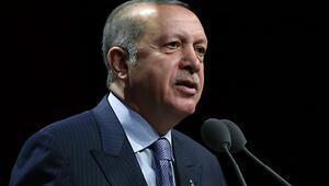 Cumhurbaşkanı Erdoğan'dan Fransadaki skandal bildiriye sert tepki