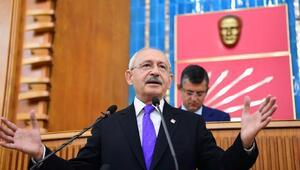 Kılıçdaroğlu: İnceyi cumhurbaşkanı adayı seçtik, Beyefendide şafak attı