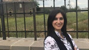 Hilal Alper AK Parti Diyarbakır milletvekili aday adayı oldu