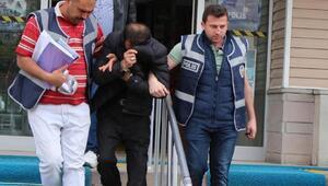 Kırıkkale'de büfeden sigara hırsızlığı