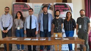 Uluslararası Bergama Tiyatro Festivali anlatıldı