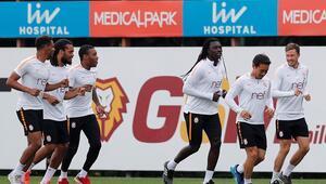 Galatasaray, Yeni Malatyaspor maçına hazırlanıyor