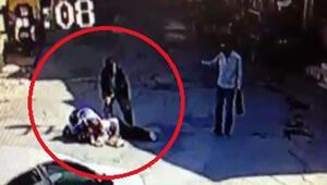 Sokak ortasında korkunç infaz
