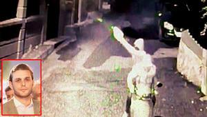 Mehmet Aslanın evine ateş açıldı