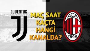 Juventus Milan maçı ne zaman saat kaçta hangi kanalda İtalya Kupası Finali