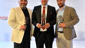 TFMDden DHAya 4 ödül