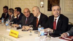 Galatasarayın olağan divan toplantısı başladı