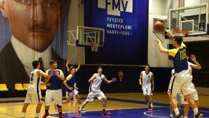 Işık'ta dev şölen basketbolla başladı