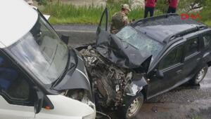 Şırnak Beytüşşebapta kaza: 14ü öğrenci 17 yaralı 2