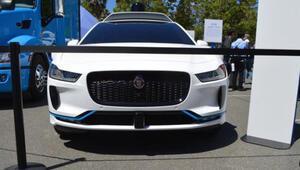 İşte Googleın yeni sürücüsüz otomobili: Jaguar I-Pace