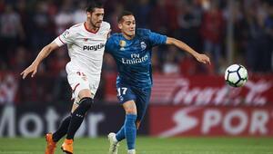 Real Madrid, Sevillaya kaybetti