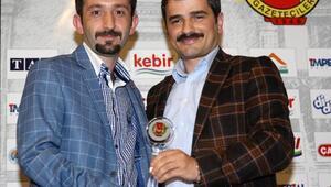 Trabzon Gazeteciler Cemiyetinden DHAya 2 ödül