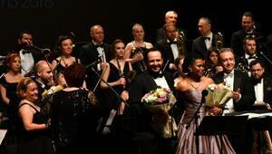 Mersin Uluslararası Müzik Festivali 21 bin sanatseveri ağırladı