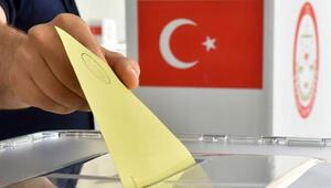 Bu üç ülkede Türk seçmenler ilk kez oy kullanabilecek