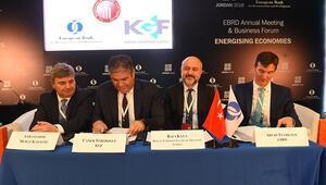 EBRD ve KGFden kadın girişimciye 300 milyon avroluk finansman