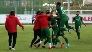 Sivas Belediyespor - Afjet Afyonspor: 1-1
